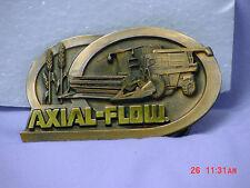 INTERNATIONAL HARVESTER GRAINHEAD, AXIAL FLOW COMBINE COPPER BUCKLE