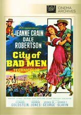 City of Bad Men DVD (1953) - Jeanne Crain, Dale Robertson, Lloyd Bridges
