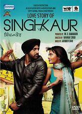 LOVE STORY OF SINGH VS KAUR - ORIGINAL BOLLYWOOD PUNJABI DVD - FREE POST