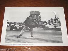 (240)=G.P. F.1 SILVERSTONE 1960 JACK BRABHAM COOPER=RITAGLIO=CLIPPING=FOTO=