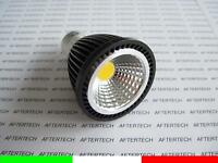 10x COB GU10 5w LAMPADINA LED 120° BIANCO FREDDO 220V FARETTO DICROICA