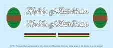 Hobbs Of Barbican Bicycle Decals-Transfers-Stickers #02