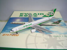 "5 Stars 5stars Eva Air BR B757-200 ""2003s color"" 1:500"