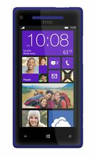 NEW Other HTC Windows Phone 8X PM23220 - 16GB T-Mobile Network - Blue  SL20