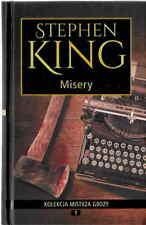 MISERY Stephen King ( po polsku )