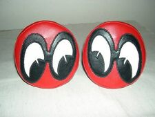 """Classic Hot Rod HEADLIGHT COVERS   7"""" 8"""" 9"""" etc. COLOR CHOICE/ PADDED"""