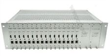 16 Channels Encoder 3U Structure H.264 Main Profile Hd Encoder Rack mt