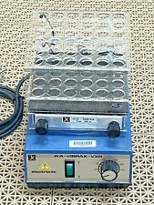 Ika Vibrax Vxr S1 Lab Shaker Withtype Vx2 Tray Powers Up Amp Works S1730y Clean