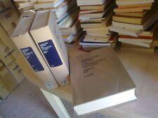 dizionario critico della letteratura italiana - UTET - vittore branca - 3 volumi
