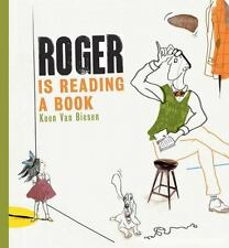 Roger Is Reading a Book (Hardback or Cased Book)