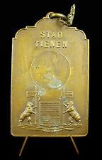 Médaille Tirlemont Stad Tienen Belgique Église Notre-Dame-Ten-Poel church Medal