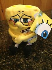 Nickelodeon Spongebob NoPants plush NWT