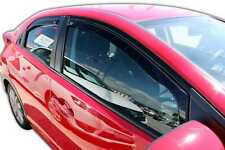 17163 Honda Civic Hatchback 5 Puertas desde 2012 HEKO Derivabrisas 4 Piezas