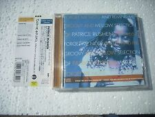 PATRICE RUSHEN - FORGET ME NOTS AND REMIND ME - JAPAN CD opened