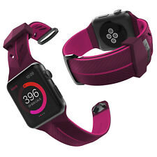 Action Band for Series 1, 2, 3 & Nike+ Apple Watch 38mm - Purple/Pink