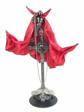 KC-SP-C: FIGLot 1/12 scale Fabric Wired cape for McFarlane Spawn (No Figure)