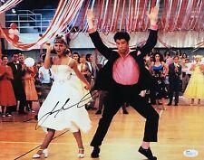 John Travolta Grease Autograph Signed Photo JSA 11x14