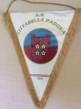 GAGLIARDETTO UFFICIALE CALCIO A.S. CITTADELLA PADOVA 1973