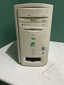 Vintage Emachine Etower 501611 400i computer Desktop Tower
