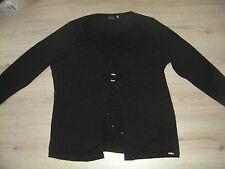 C&A Your Sixth Sense Pullover Shirt Tunkia Bluse schwarz Spitze Gr. L XL 42 44