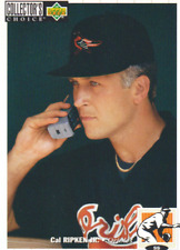 1994 Collector's Choice #240 Cal Ripken - Baltimore Orioles - MLB HOF