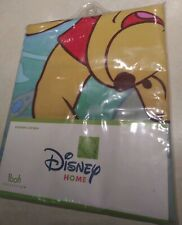 Vintage Rare New In Package Disney Winnie The Pooh Shower Curtain