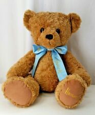 Harrods Knightsbridge Brown Teddy Bear
