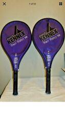(2) Pro Kennex Power Prophecy 110 Tennis Racquets RACKET Wide Body 4 1/2 grip