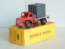 Dinky Toys Plateau Berliet avec container