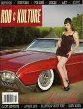TRADITIONAL ROD & KULTURE ILLUSTRATED Magazine Issue #15 (Winter 2008)