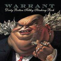 Warrant - Dirty Rotten Filthy Stinking Rich [Remastered]  CD  NEW  SPEEDYPOST