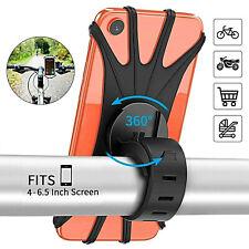 Supporto Porta Cellulare Smartphone per Bici Bicicletta Moto Telefono Universale