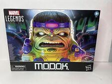 Marvel Legends Deluxe MODOK figure ready to ship