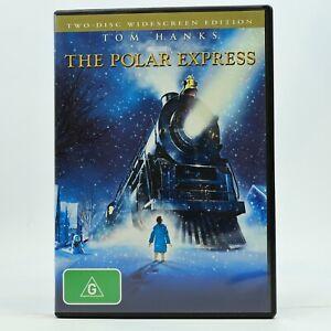 The Polar Express Tom Hanks DVD GC