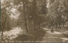 More details for yarrowford by the banks of the yarrow real photo local publisher a r edwards