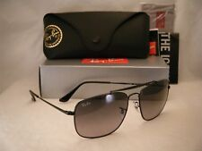Ray Ban COLONEL (RB3560-002/71 61) Black with Light Gray Gradient Dark Gray Lens