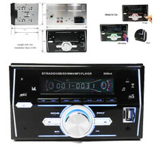12V 2Din 7 Color Car Radio Stereo USB SD FM Bluetooth Audio Head Unit MP3 Player