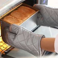 1Pc Heat Resistant Gloves Cooking Oven Mitts Gripping Pot Holders Kitchen Tools