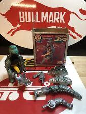 "Vintage Popy Bullmark Bullpet Godzilla Gojira 5"" Japanese Diecast Robot Chogokin"