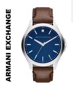 ARMANI AX2181 MENS WRISTWATCH diamond series watch 💗💖