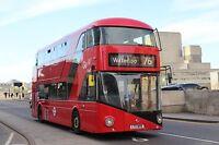 LT895 LTZ1895 Go Ahead Borismaster  6x4 Quality London Bus Photo