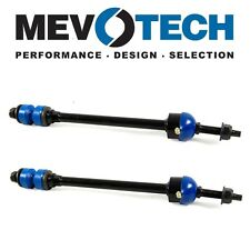 Dodge Ram 1500 02-05 4WD Pair Set of 2 Front Sway Bar Link KIT Mevotech MK7422