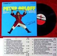 LP Peter Orloff  (Cornet 15 028) D (incl. Monika)