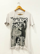 Designer BNWOT Johnny T's Original Size XS Grey King Kong Women's T-Shirt