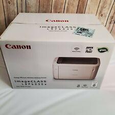 NEW Canon imageCLASS LBP6030w Wireless Black and White Laser Printer Monochrome
