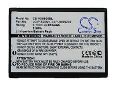 Battery for   LG Verizon UN150 Envoy  VN150  Revere  LG-VN150PP   VN150 Revere