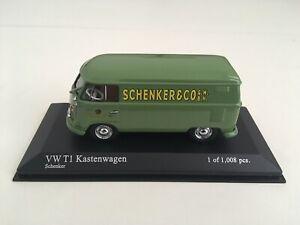 VW T1 Kastenwagen Schenker - 1/43 scale - Minichamps