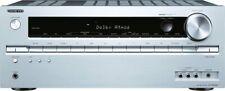 Onkyo TX-NR545 Silber Aussteller 7.2 Kanal AV Receiver ohne OVP TXNR545