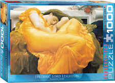Eurographics Jigsaw - Flaming June by Leighton (1000 pieces)