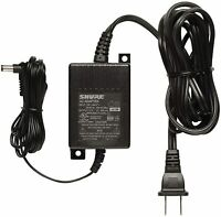 Shure PS24US Power Supply for BLX, PGX, SLX Wireless Microphone Systems